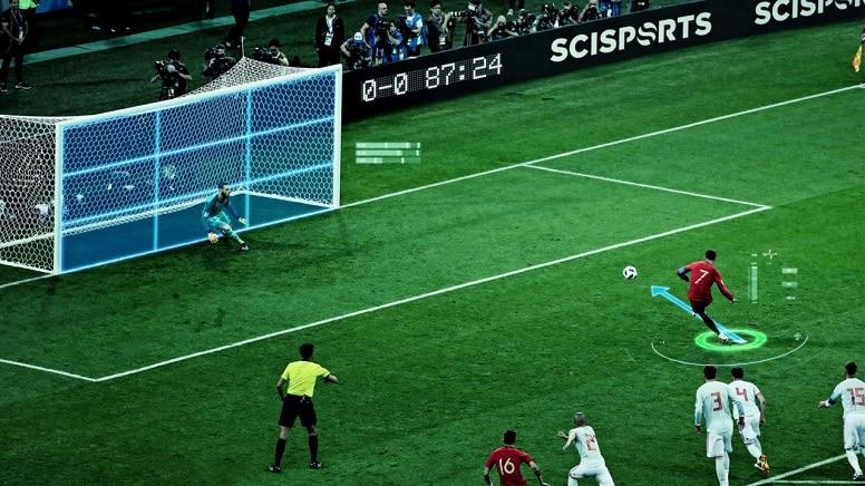 Технологии AWS и спорт: как искусственный интеллект используется в немецком футболе