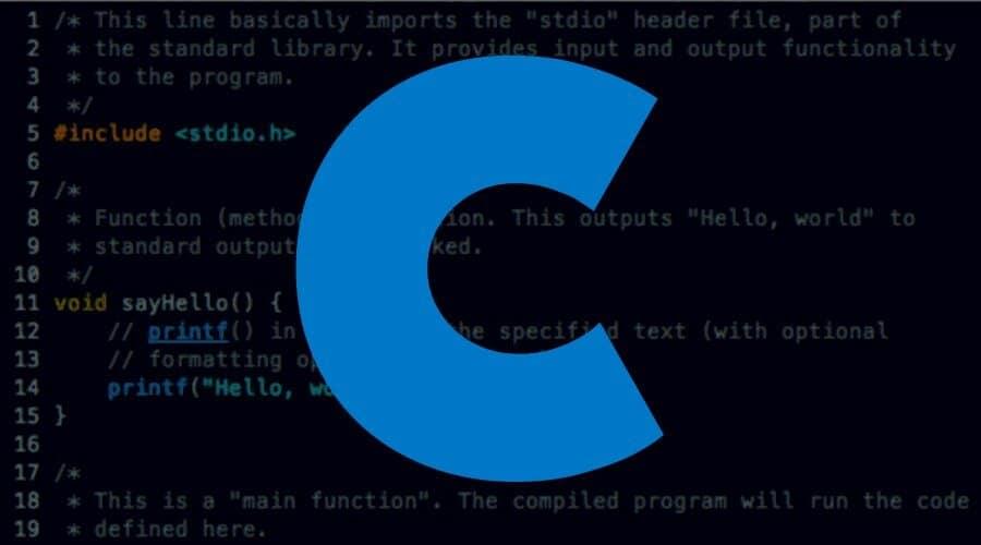 Cи: история языка программирования, без которого (почти) ничего не работает даже сегодня