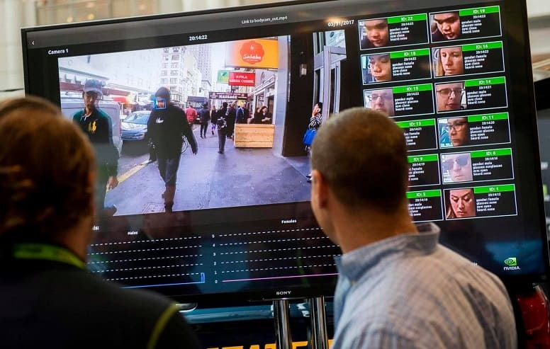 технологии распознавания лиц
