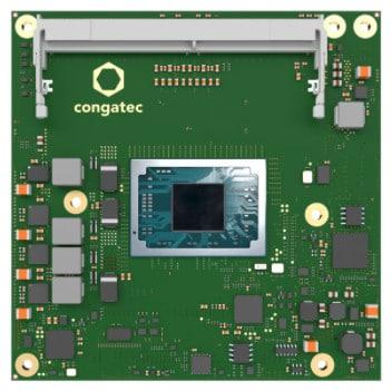conga-TCV2 COM Express Type 6 Compact от congatec