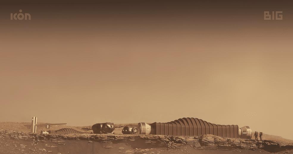 НАСА ищет добровольцев, которые хотят прожить год в симуляции Марса, созданной на 3D-принтере