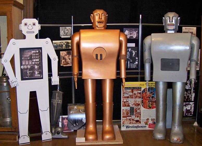 Робот Электро