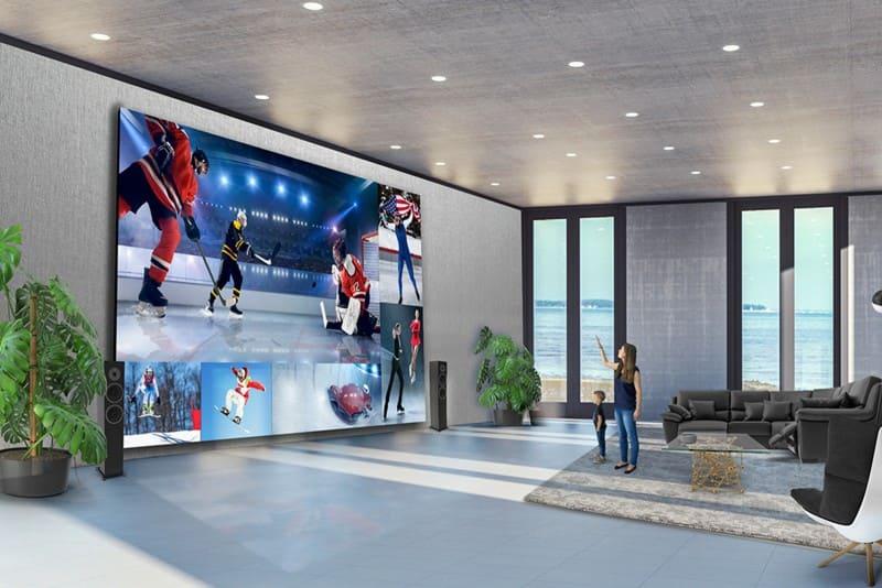 Роскошь сочетается с премиум-классом: этот смарт-телевизор от LG стоит 1,4 миллиона евро