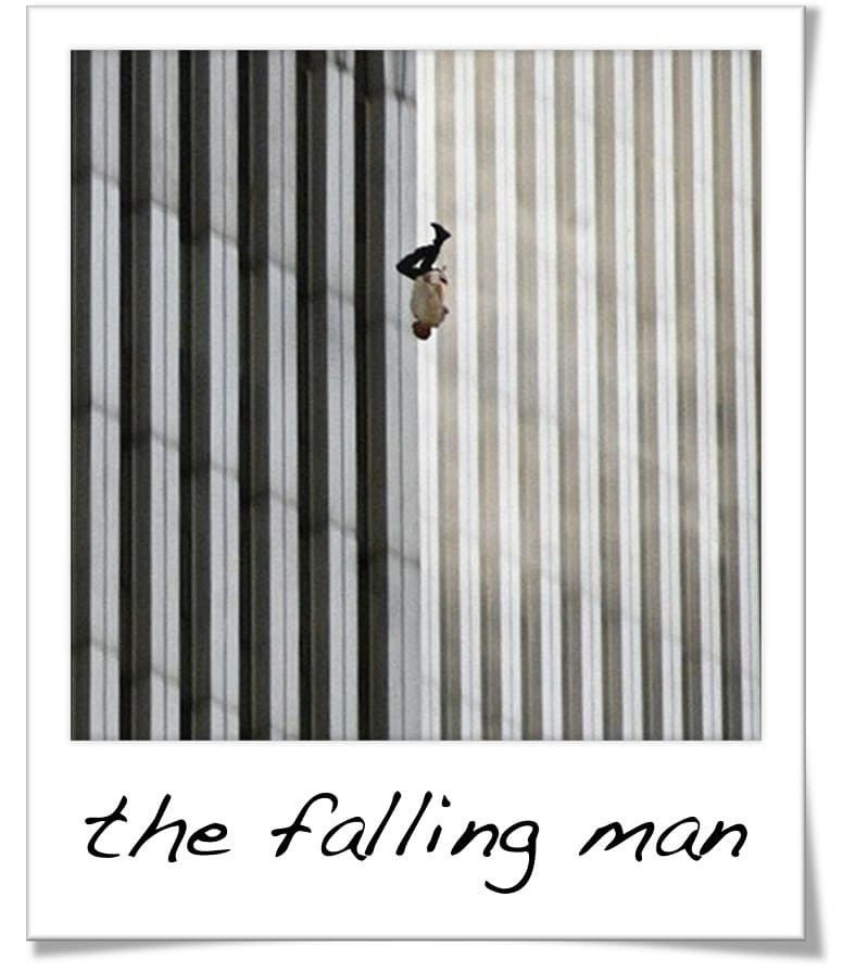 Падающий человек
